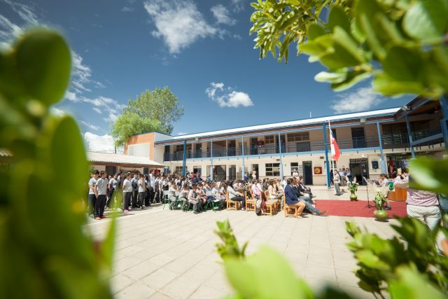 The Drinks Business: VIÑA PALO ALTO DEVELOPS SOLAR ENERGY PROJECT FOR SCHOOL